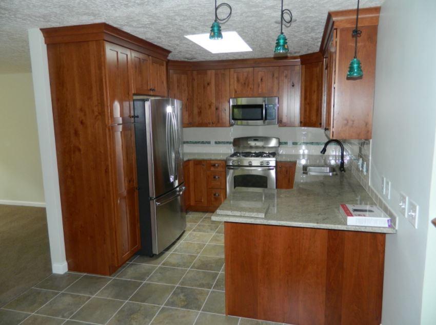Kitchen remodel by Premier Building & Remodeling