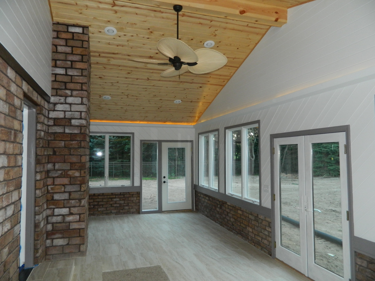 Sunroom Deck Garage Premier Building Amp Remodeling